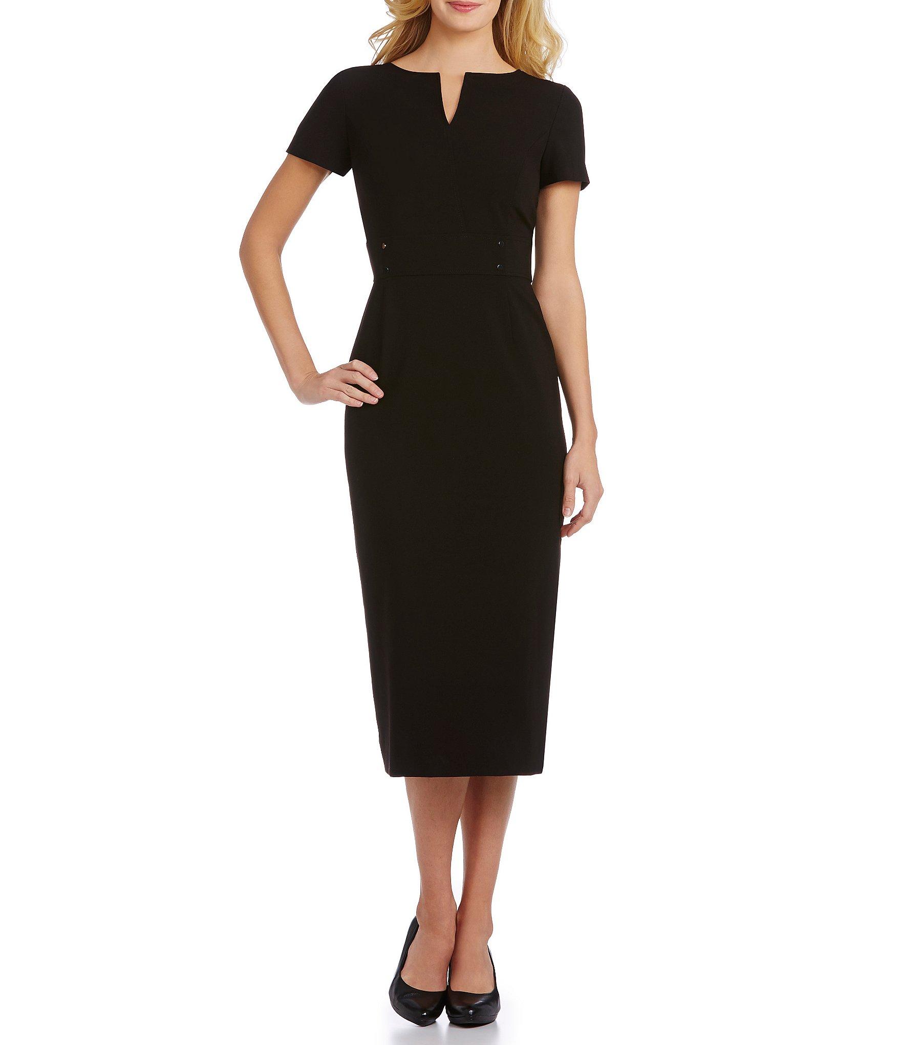 Black dress under knee - Black Dress Under Knee 34