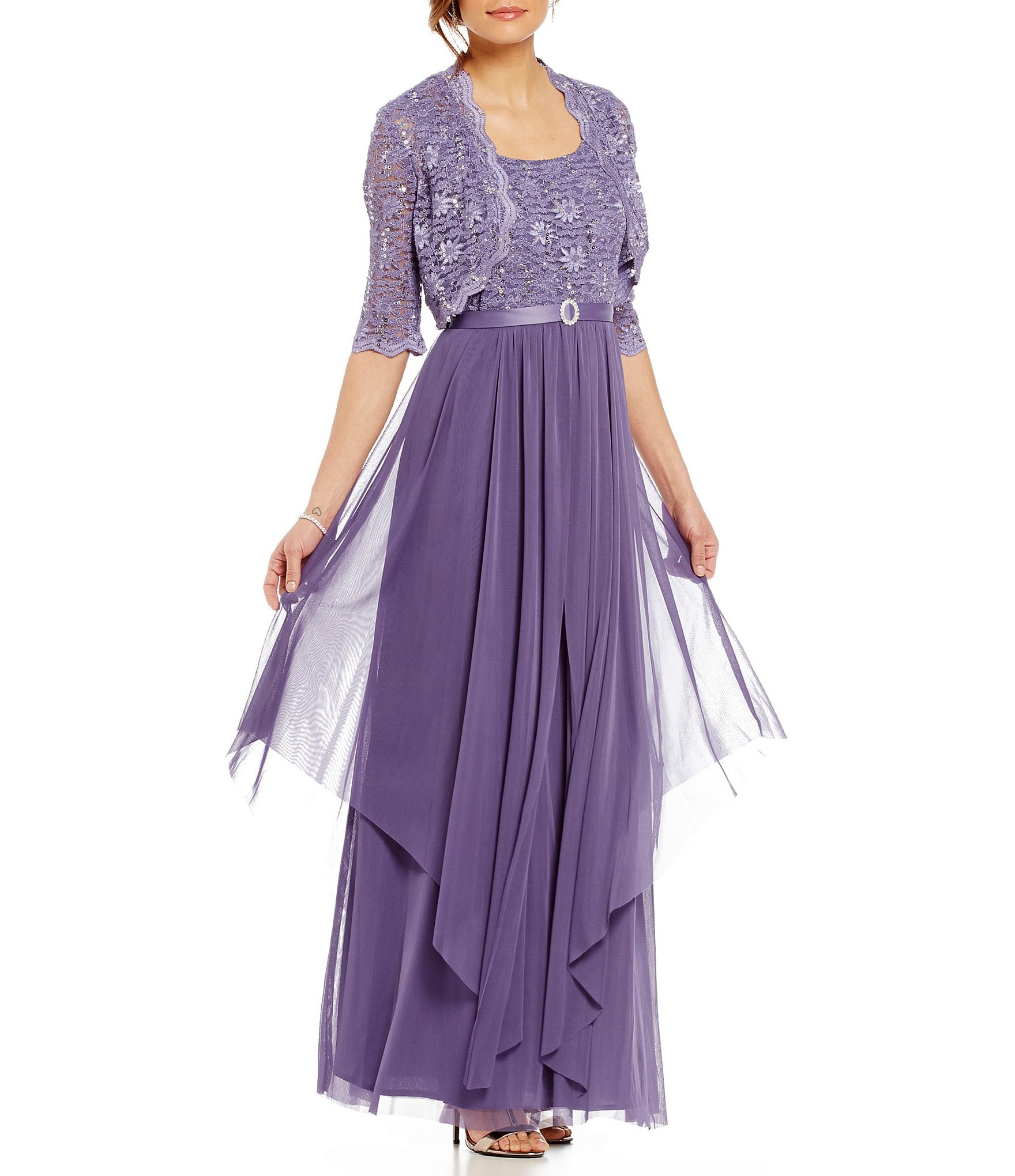 Purple Women\'s Dresses & Gowns | Dillards