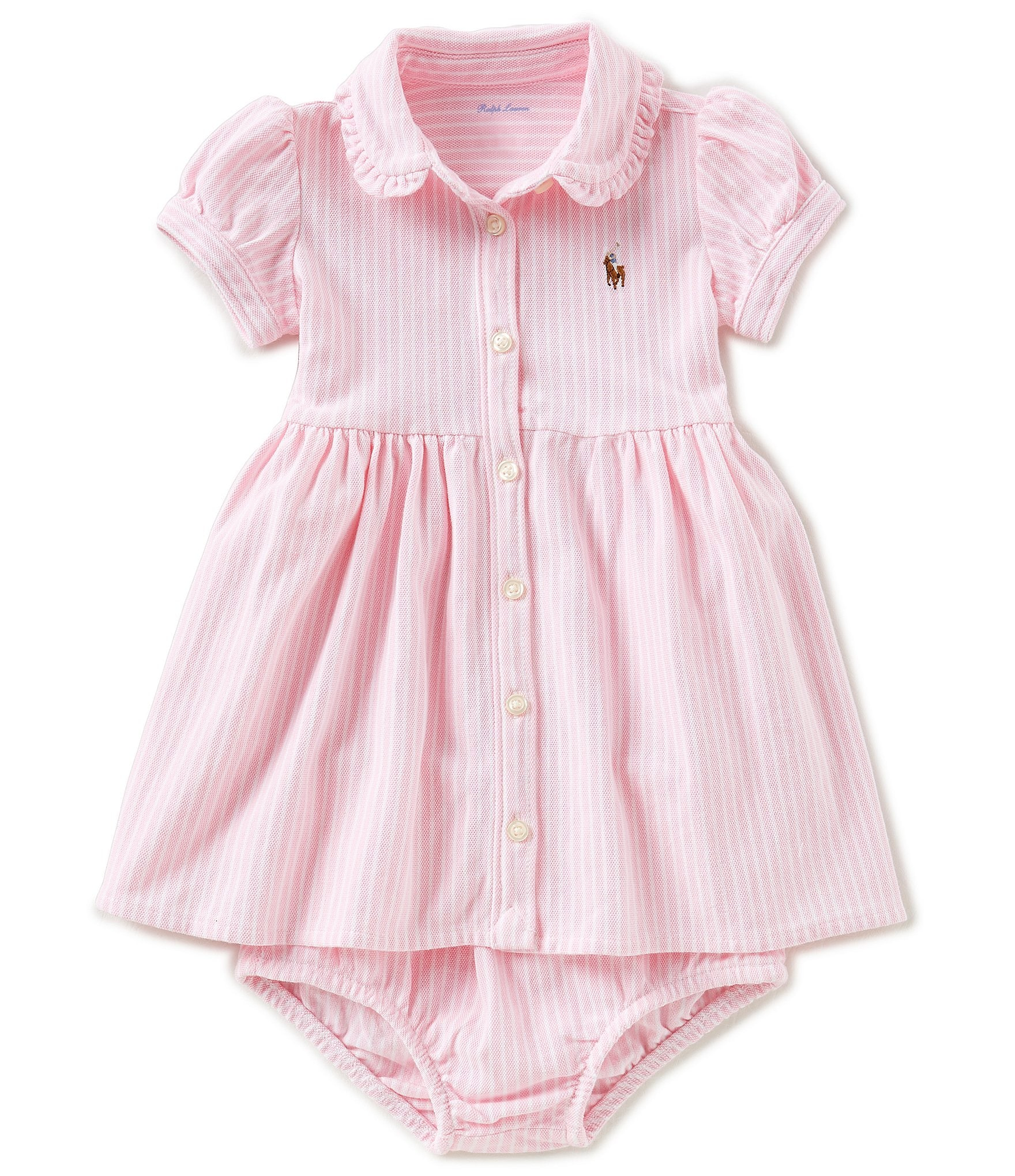 Ralph Lauren Baby Girl Clothing