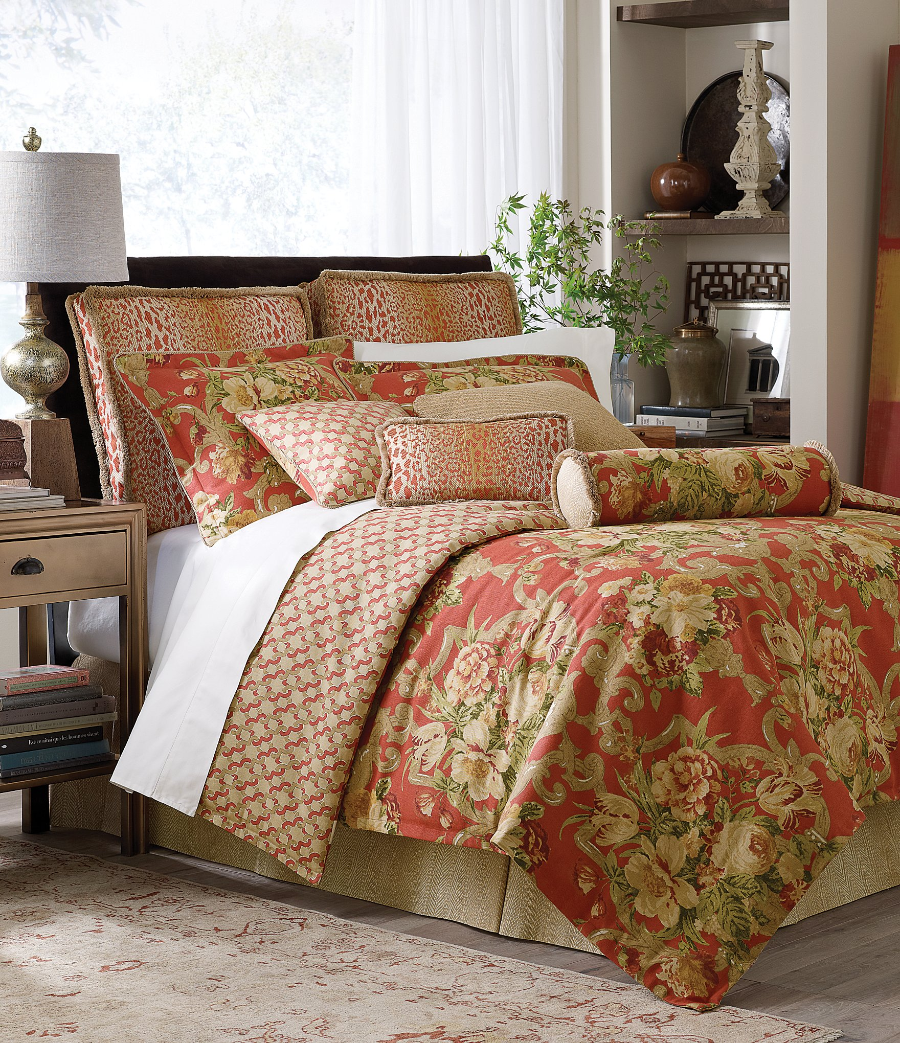 Rose Tree Durham Comforter Set Dillards