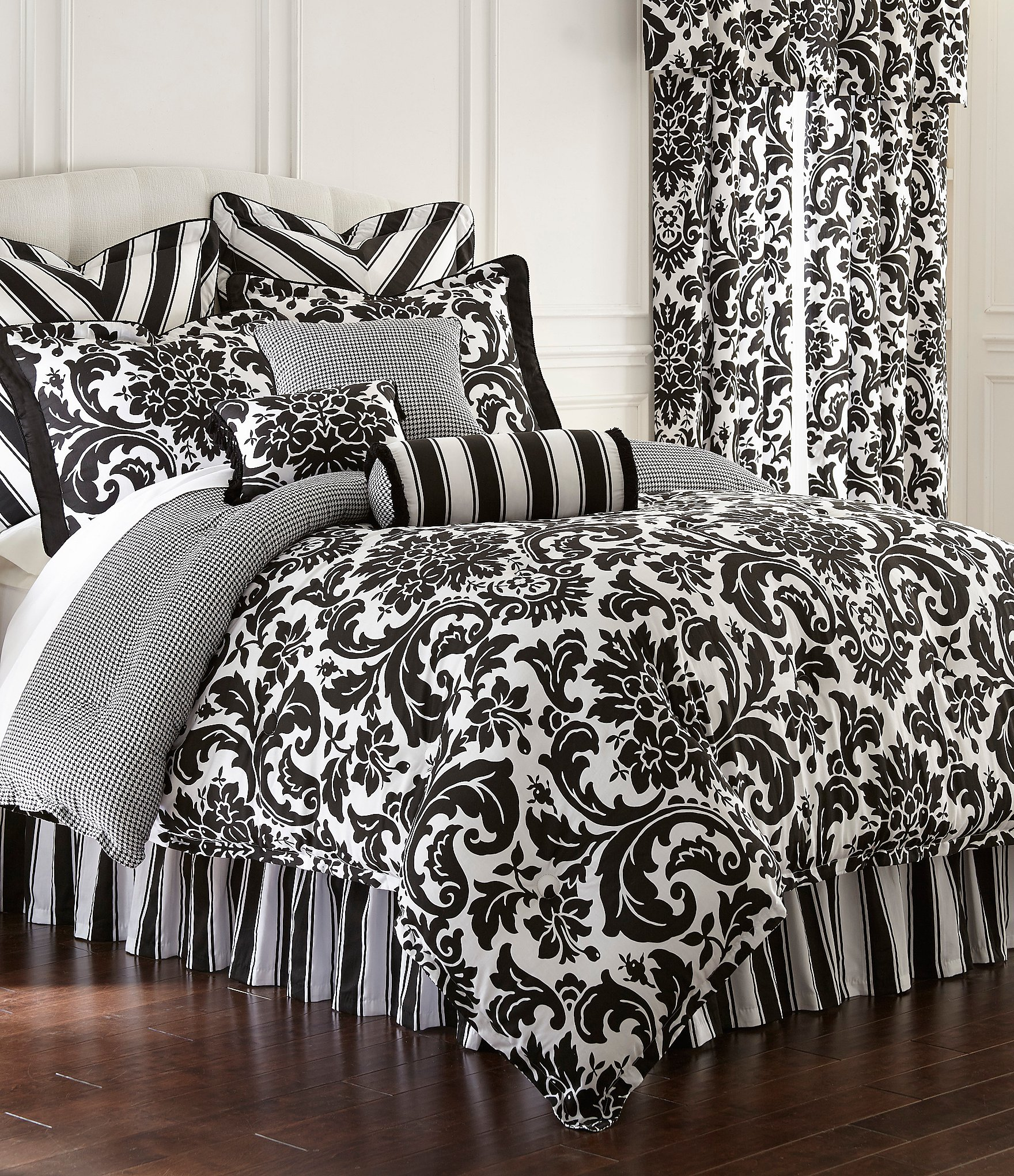 Bed sheet set black and white - Bed Sheet Set Black And White 26