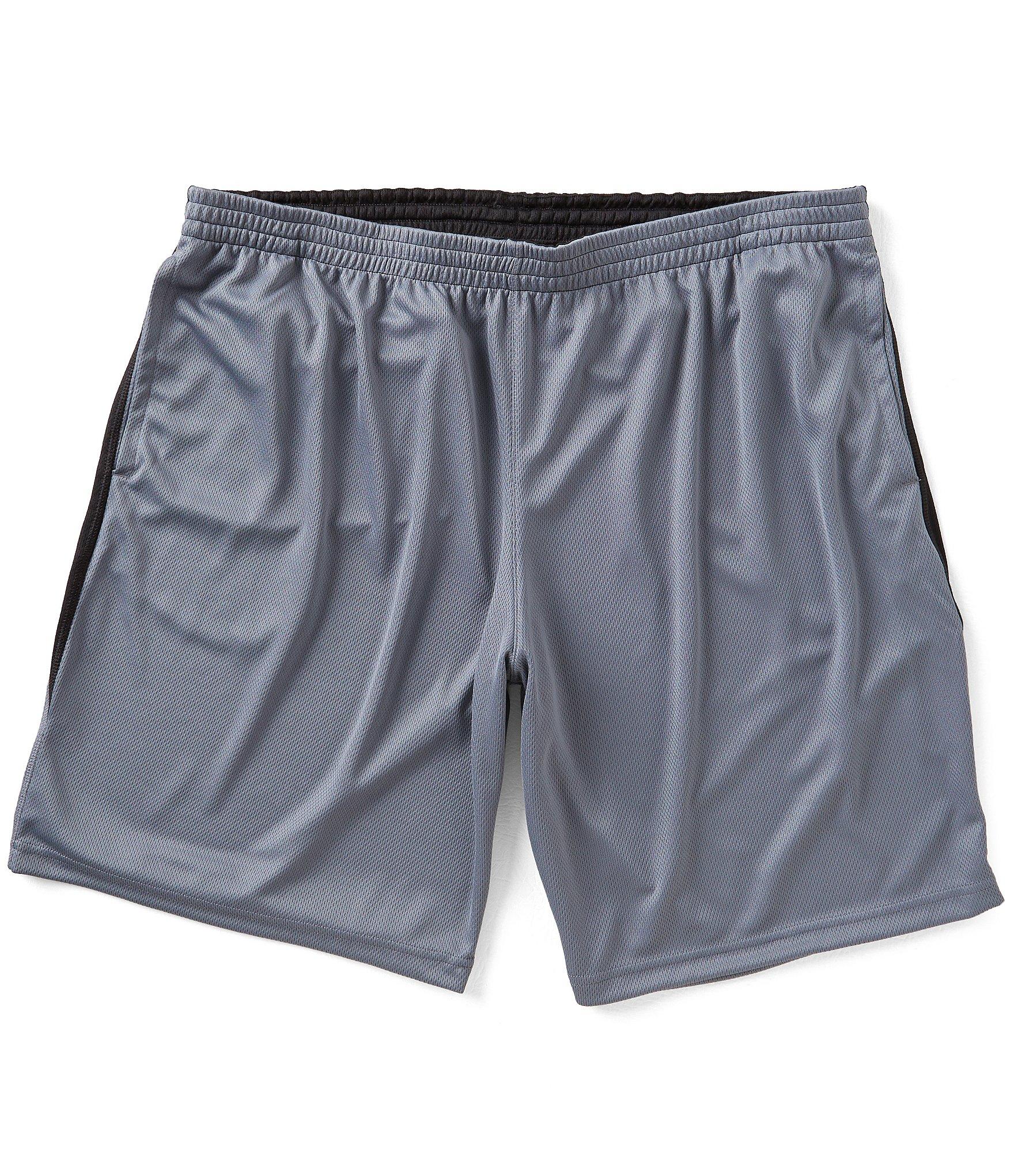 Roundtree & Yorke Sport Big & Tall Mesh Shorts | Dillards