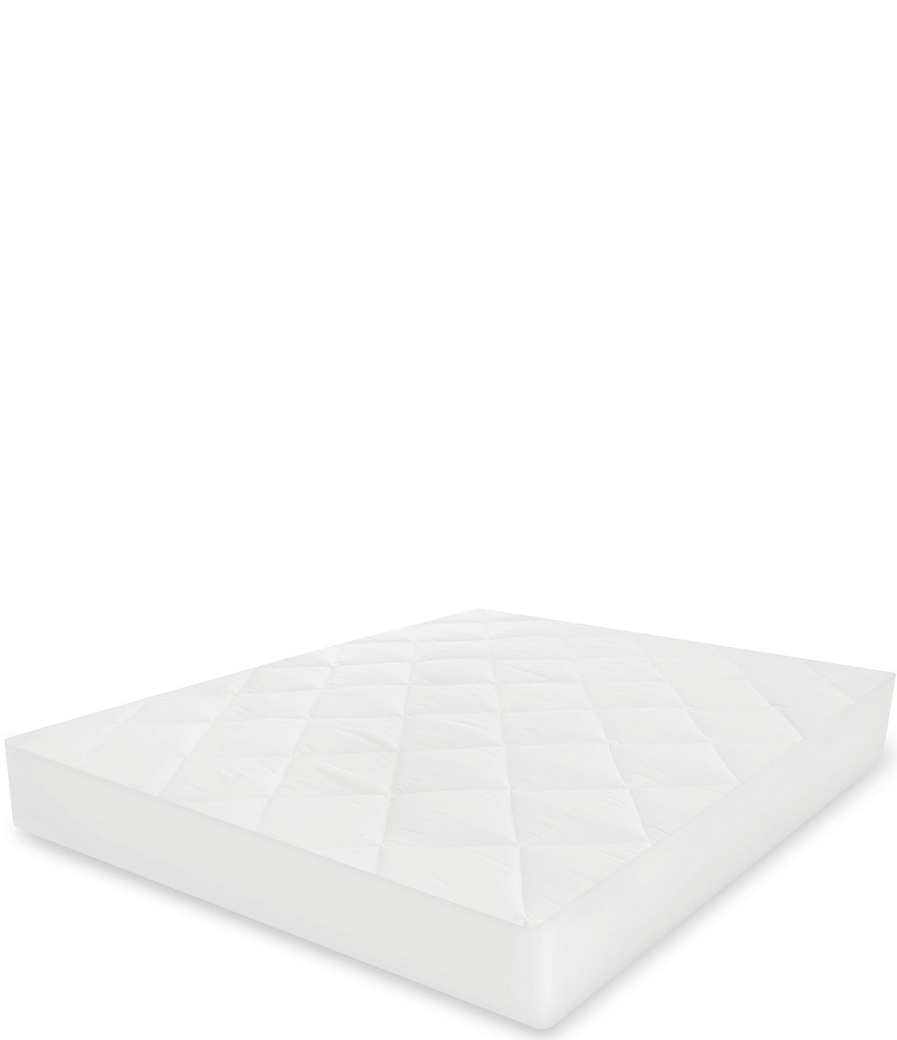 mattress pads toppers dillards
