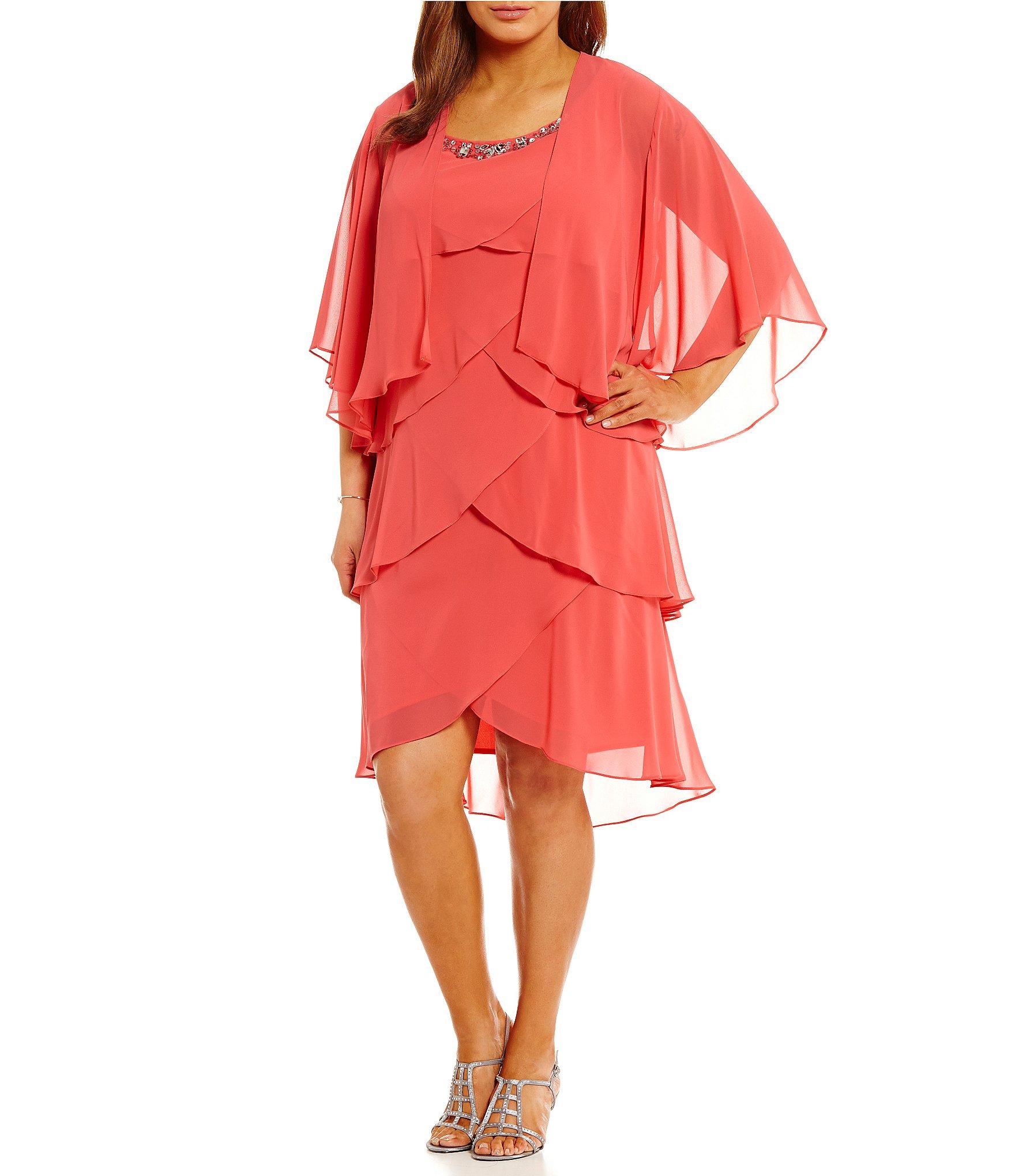 Plus-Size Dresses & Gowns   Dillards