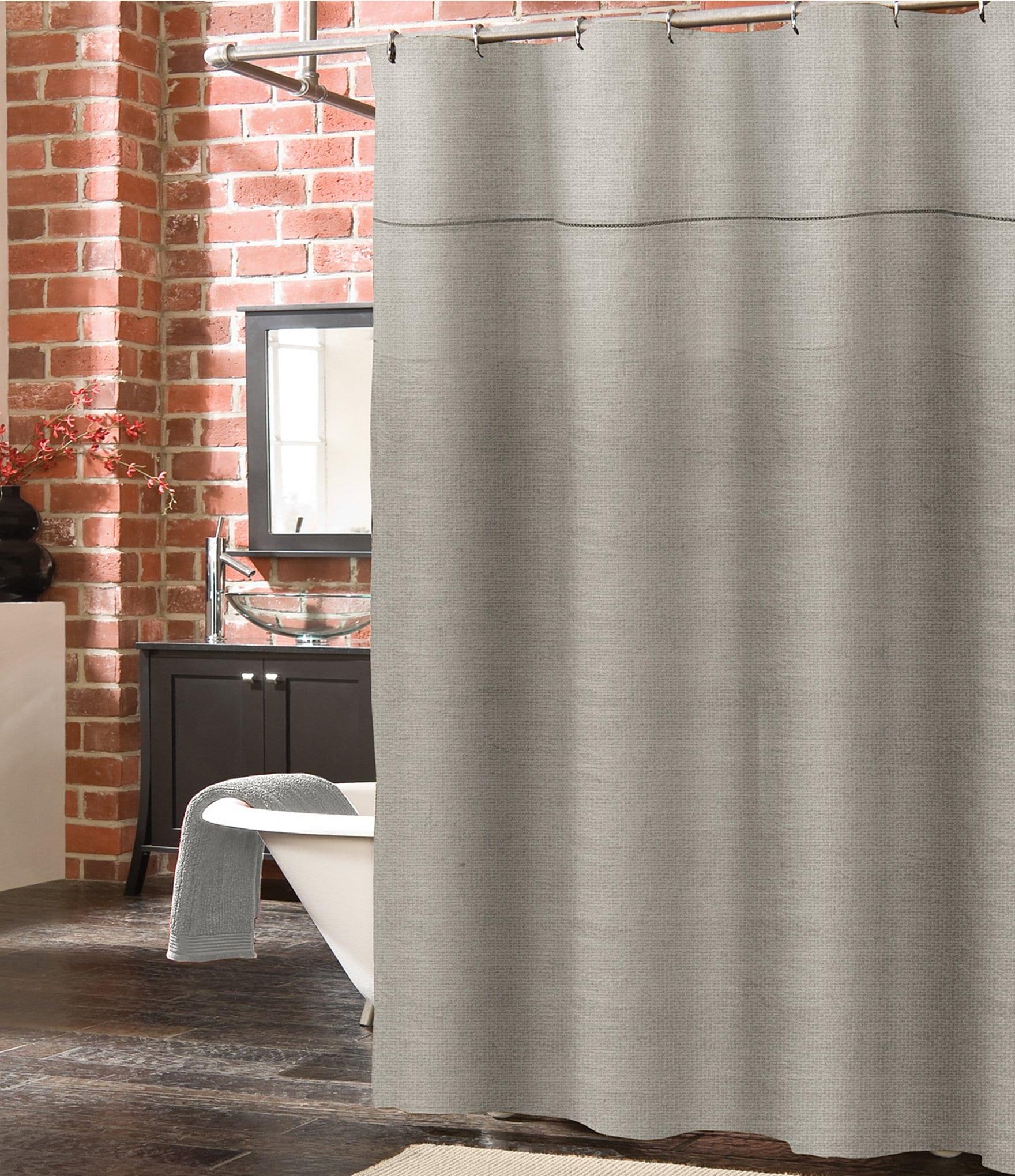 Bamboo shower curtain - Bamboo Shower Curtain 11