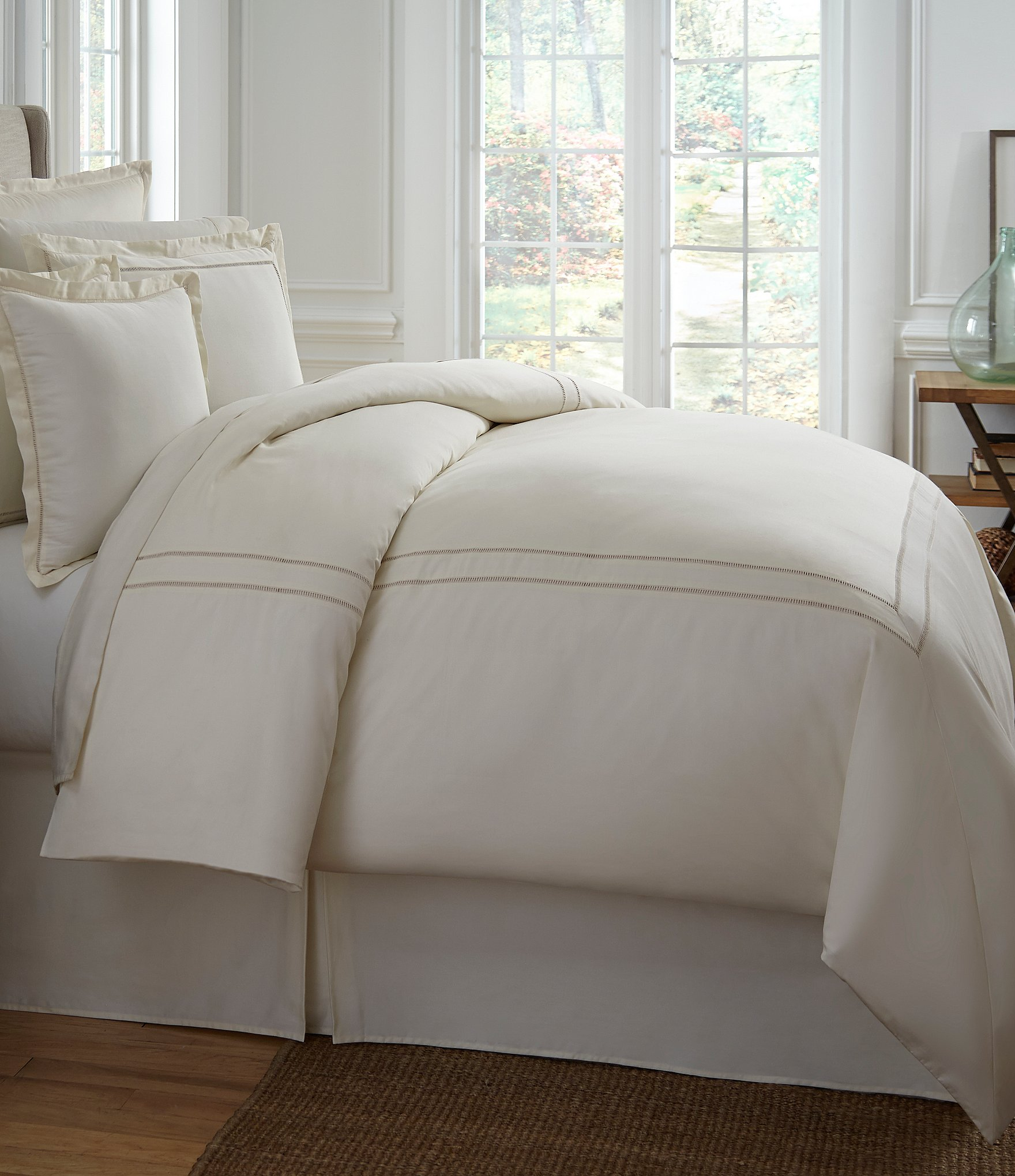 bed bedding count carlo thread williams sonoma montecarlo monte gray products o italian