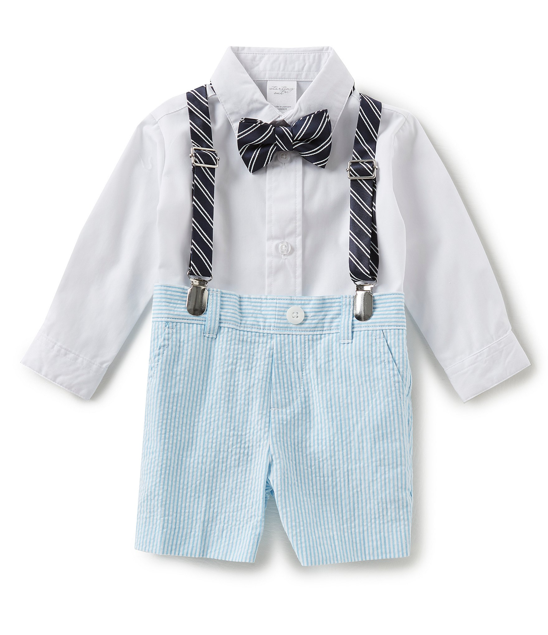 Baby Boy Dress Shirts & Pants | Dillards