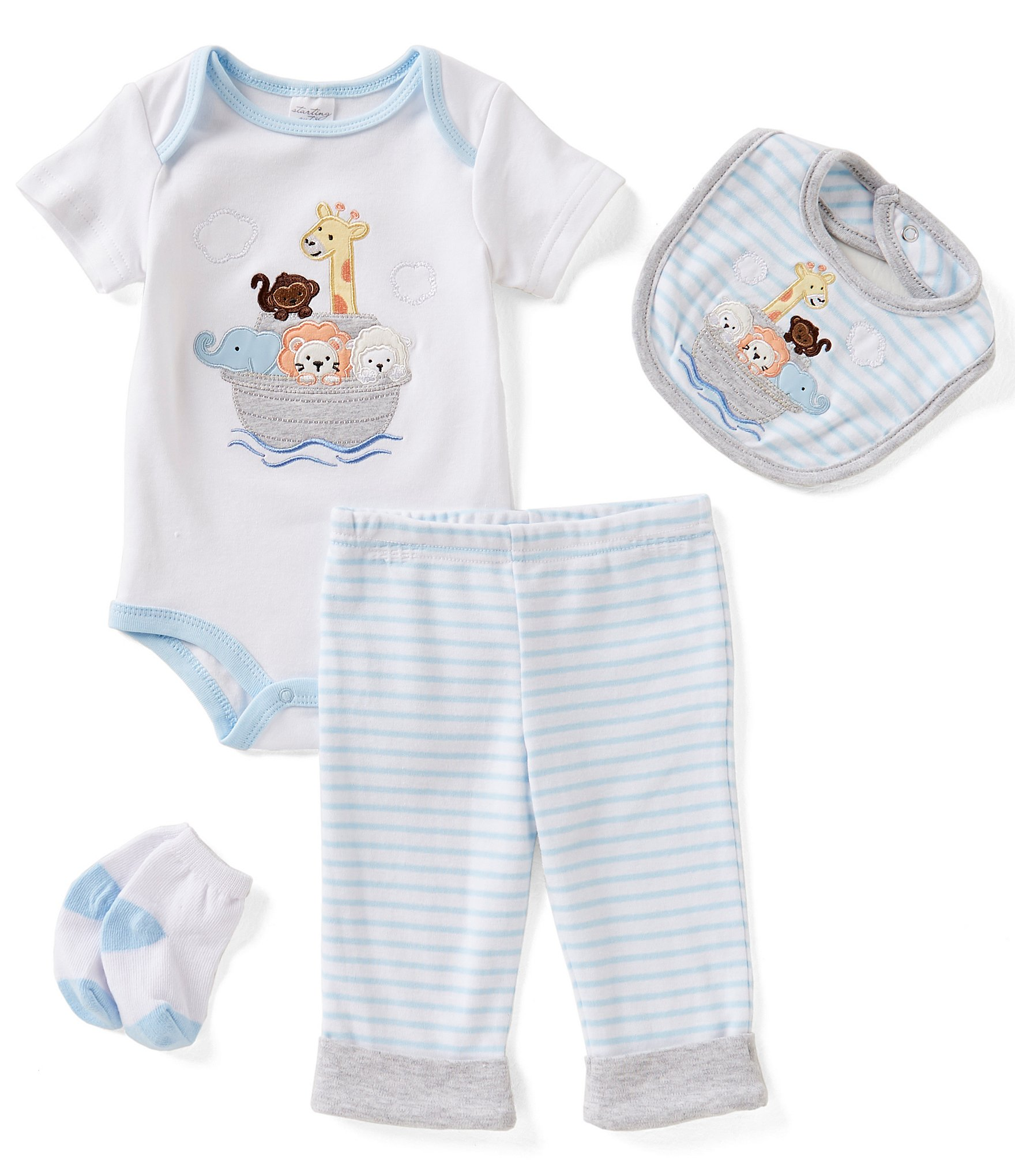 Starting Out Baby Boys Clothing