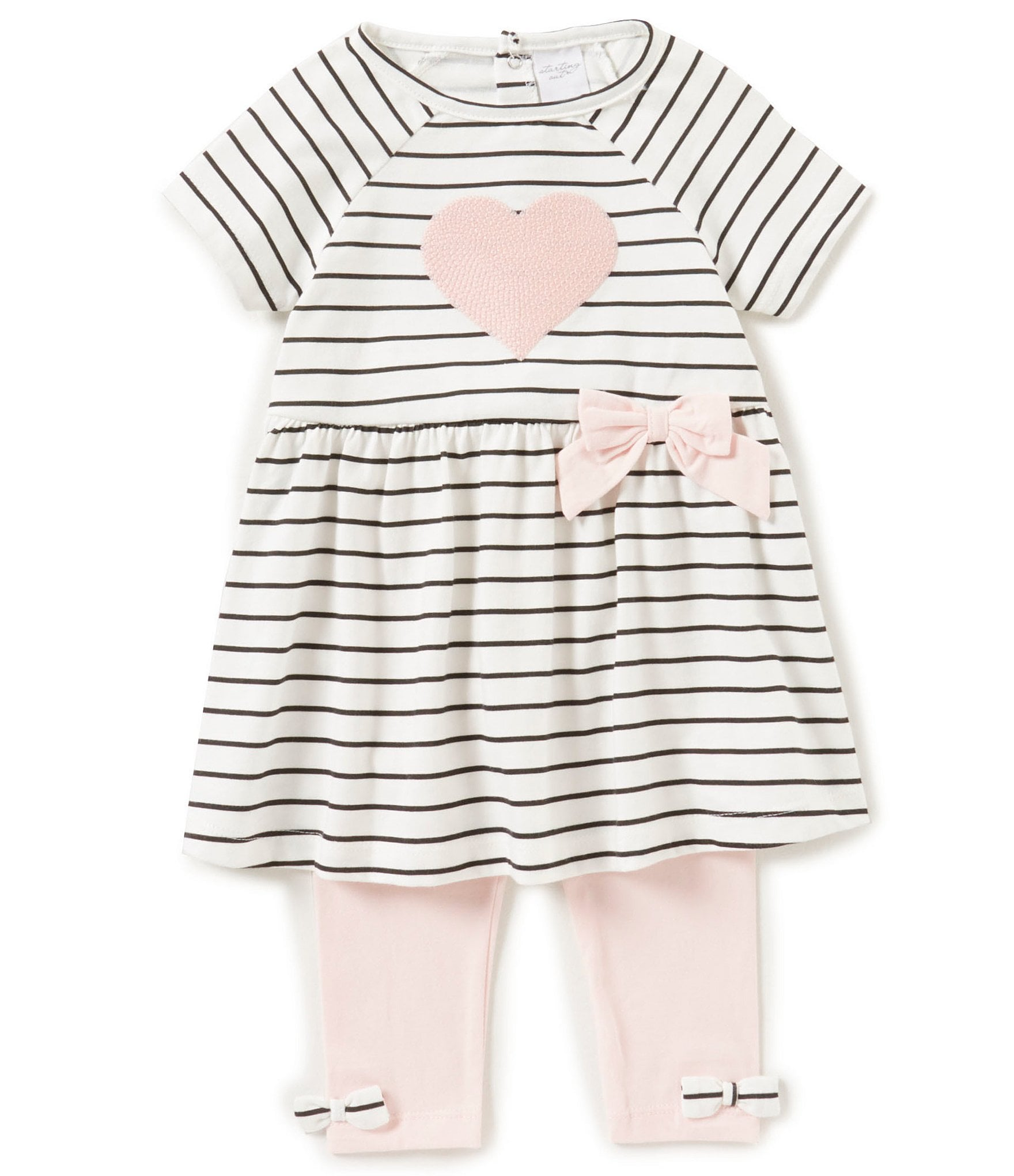 Blue Baby Girl Outfits & Clothing Sets