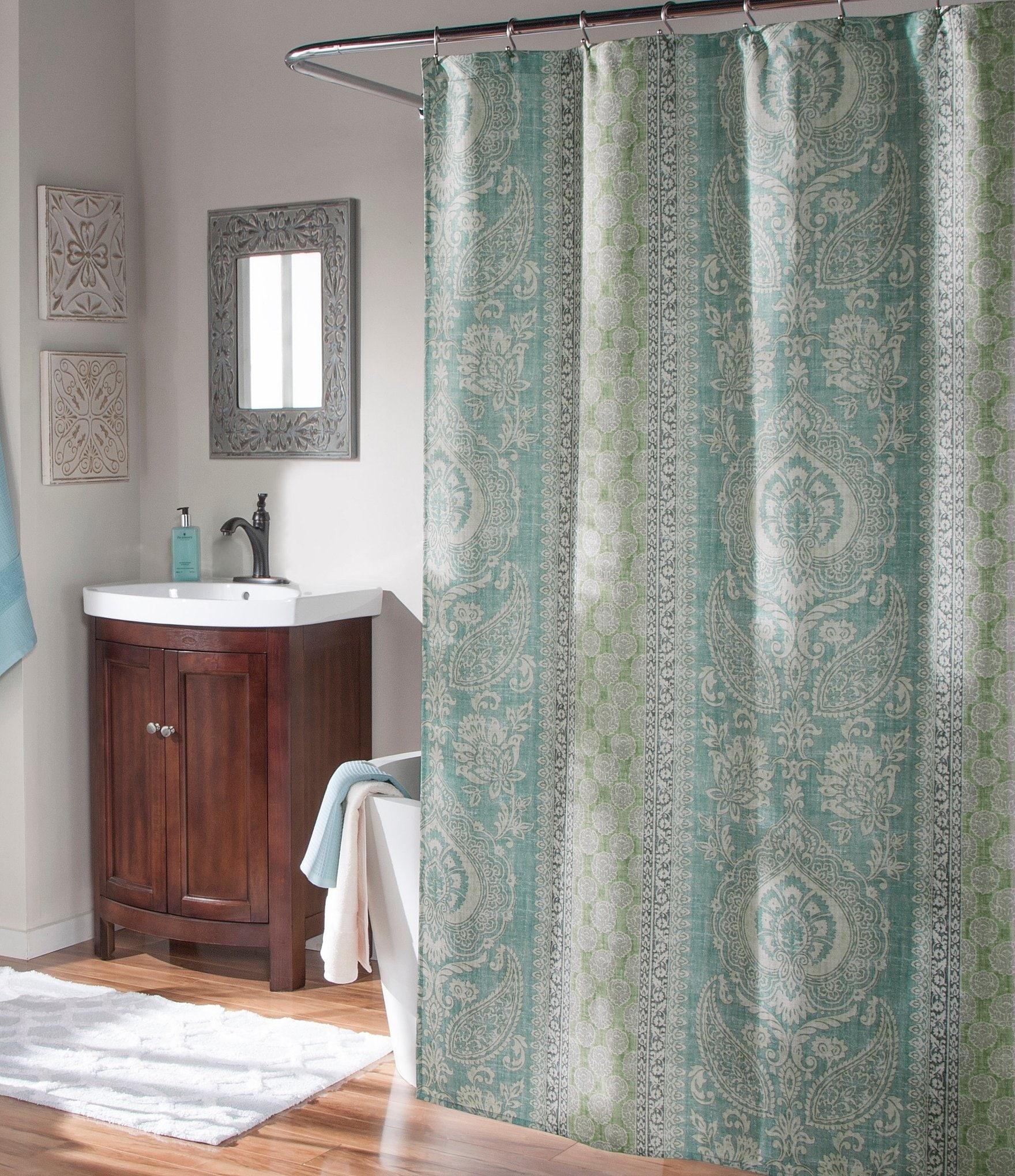 Dillards shower curtain