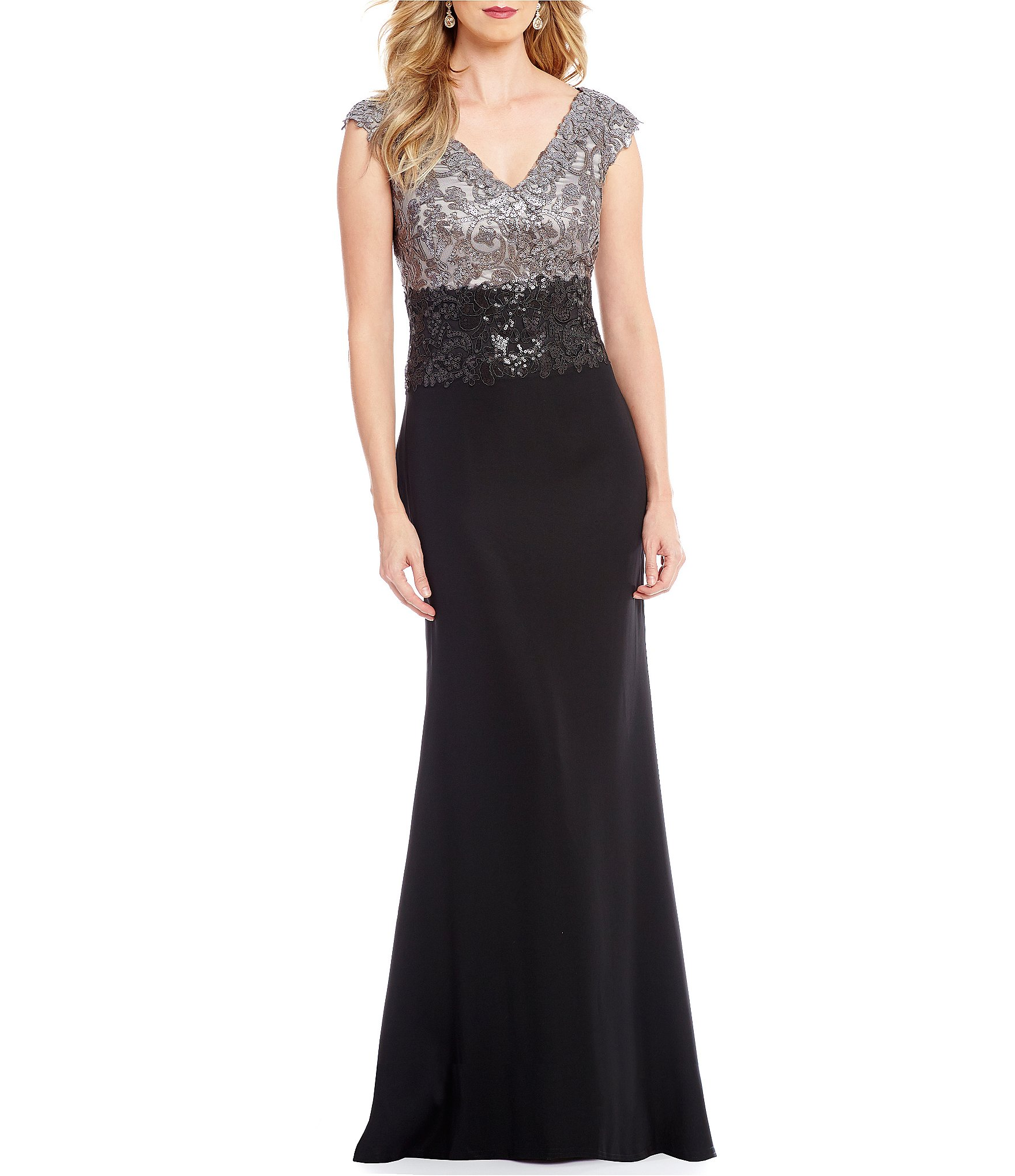 Womens dresses gowns dillards ombrellifo Choice Image