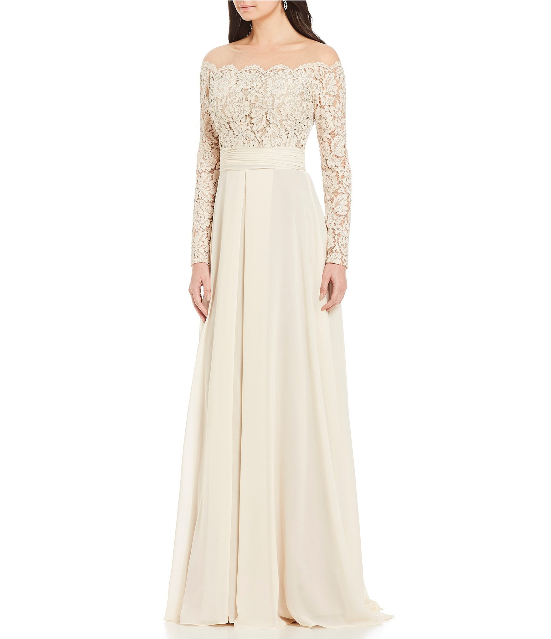 Womens wedding dresses bridal gowns dillards junglespirit Images