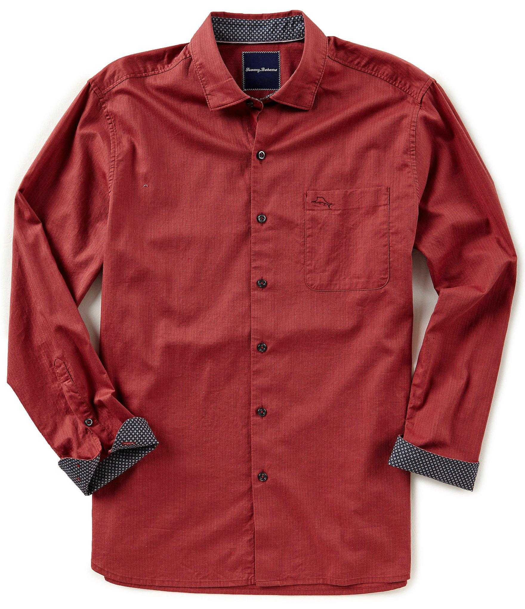 Men's Casual Button-Front Shirts | Dillards