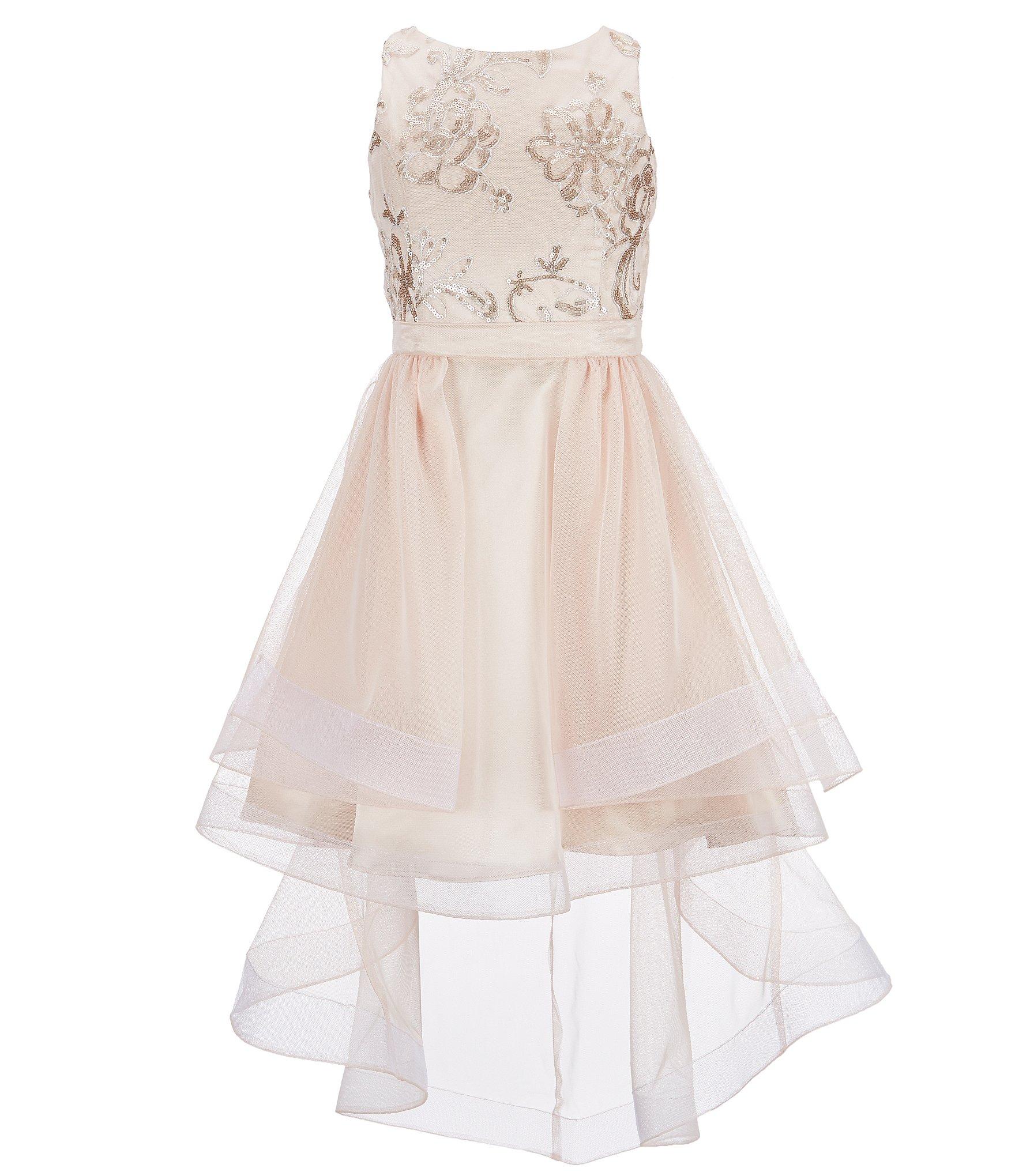 Kids | Girls | Dresses | Special Occasion Dresses | Big Girls' (7 ...