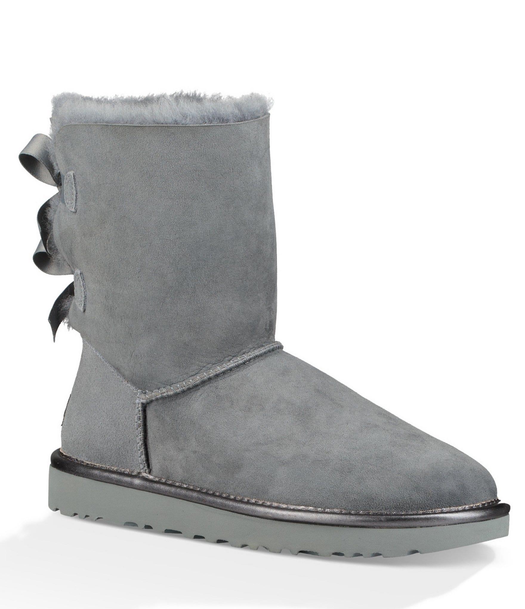 b777c3aaf19 ugg sheepskin cuff boot grey key