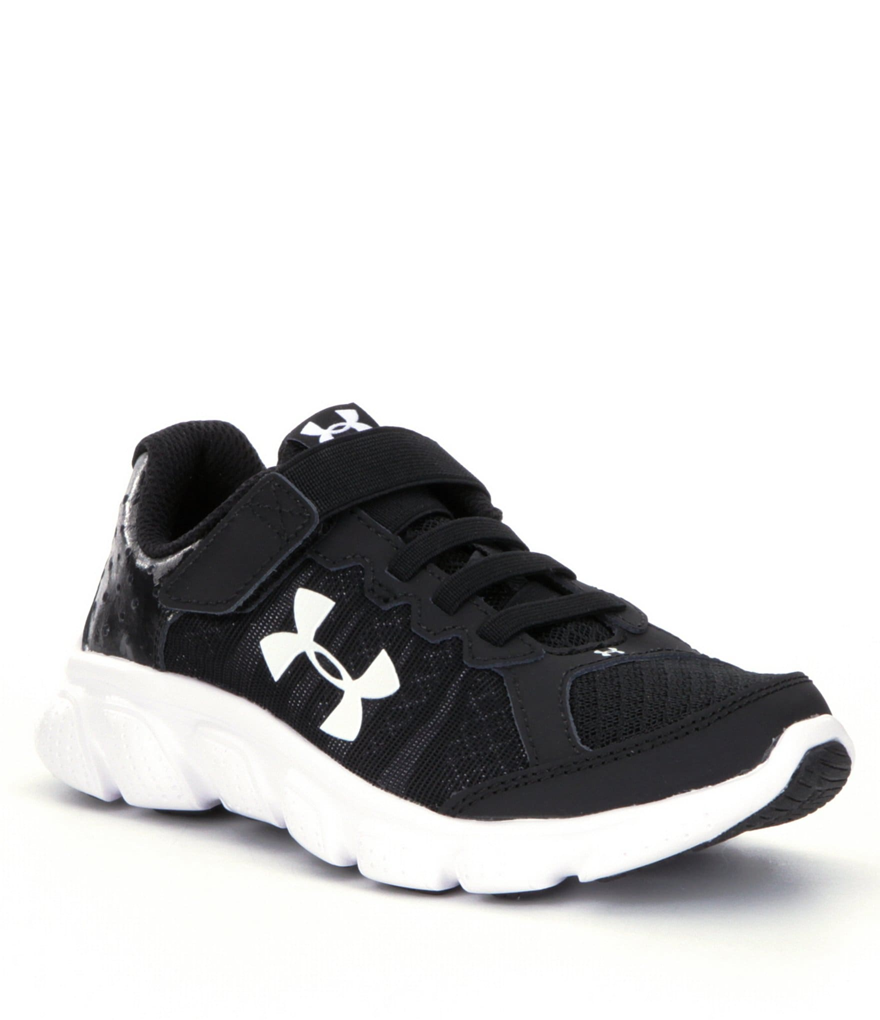 Under Armour Boys Assert Running Shoes Dillards