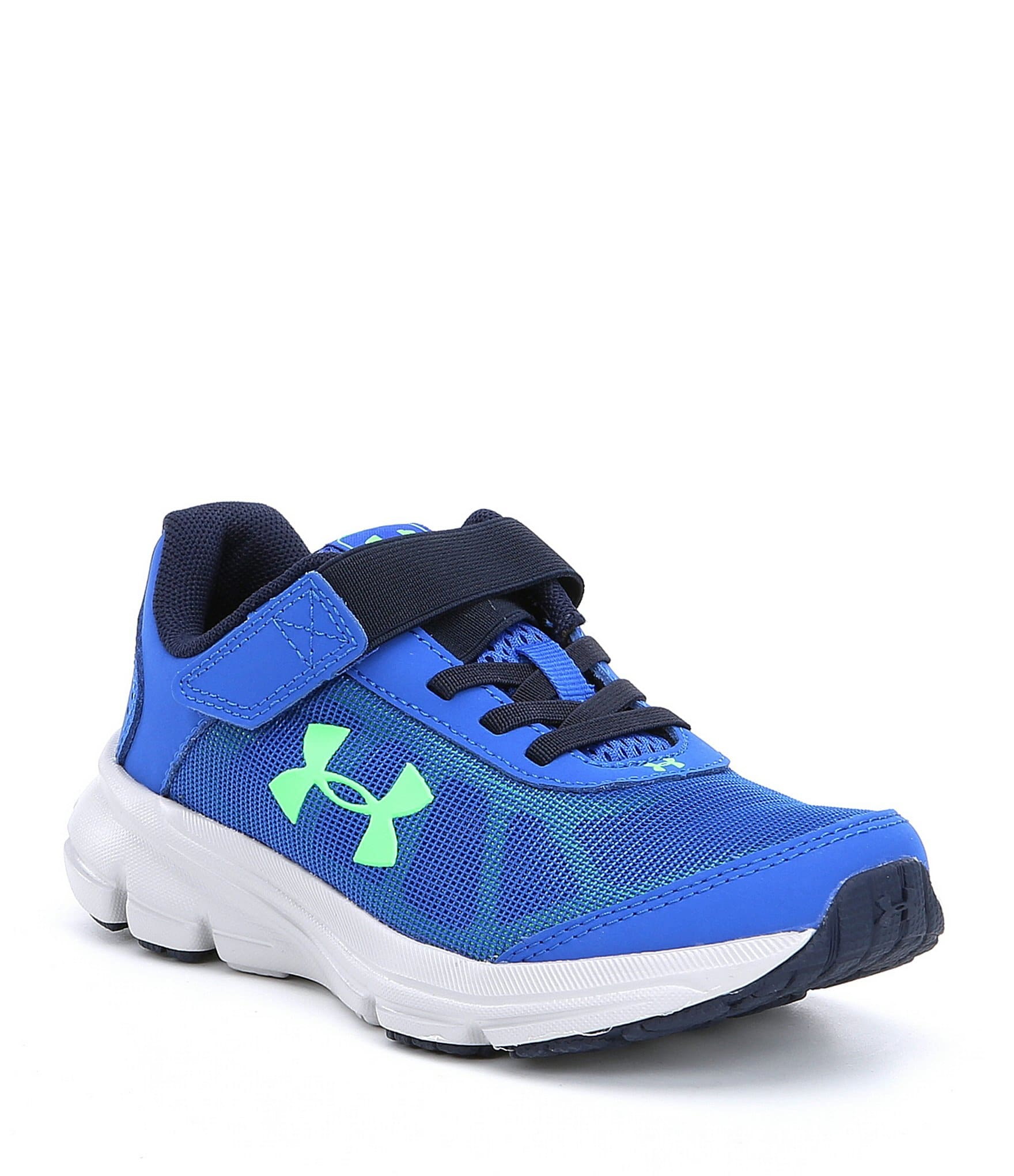 under armour kids shoes size 2