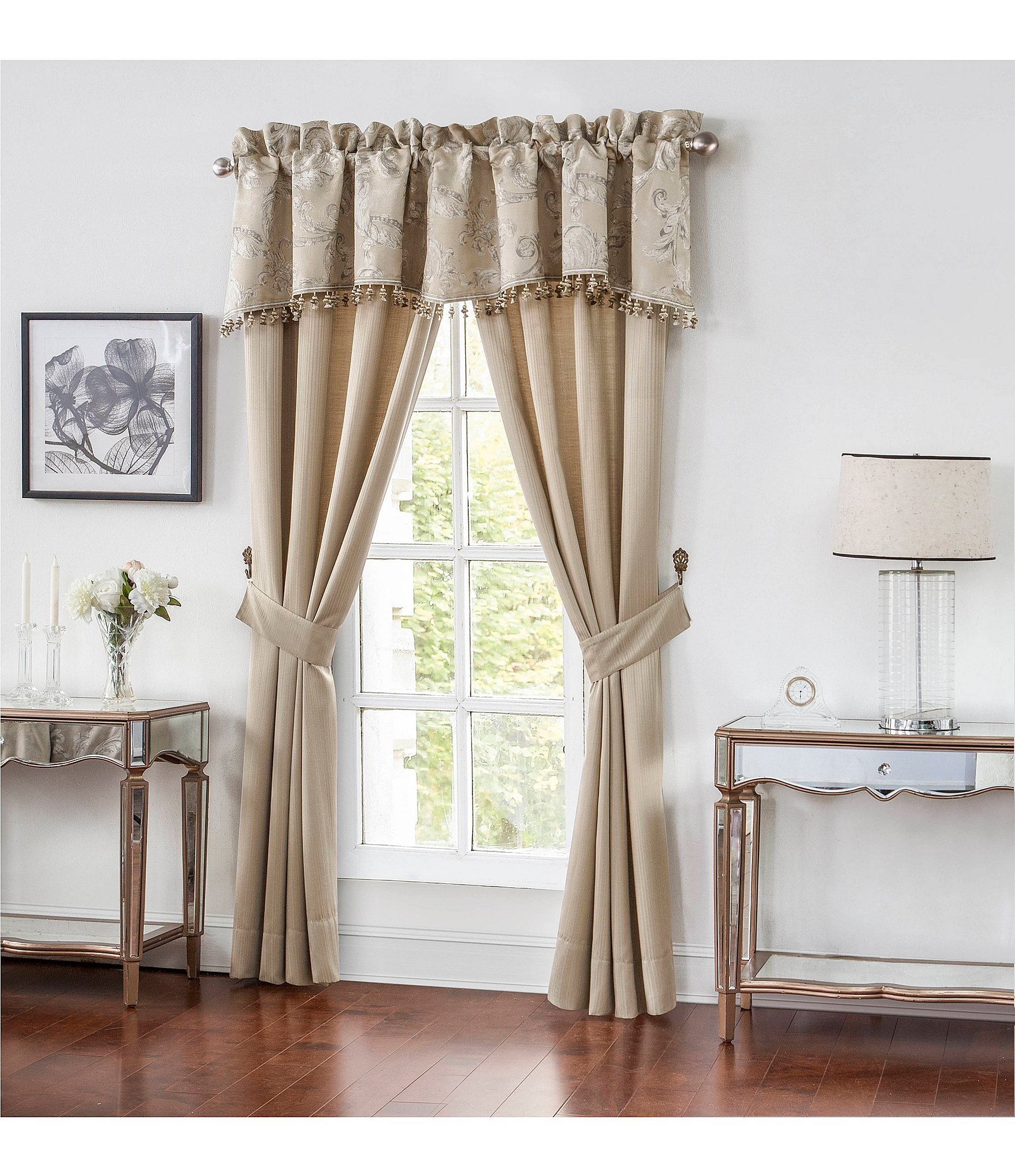 Window Treatments Curtains & Valances