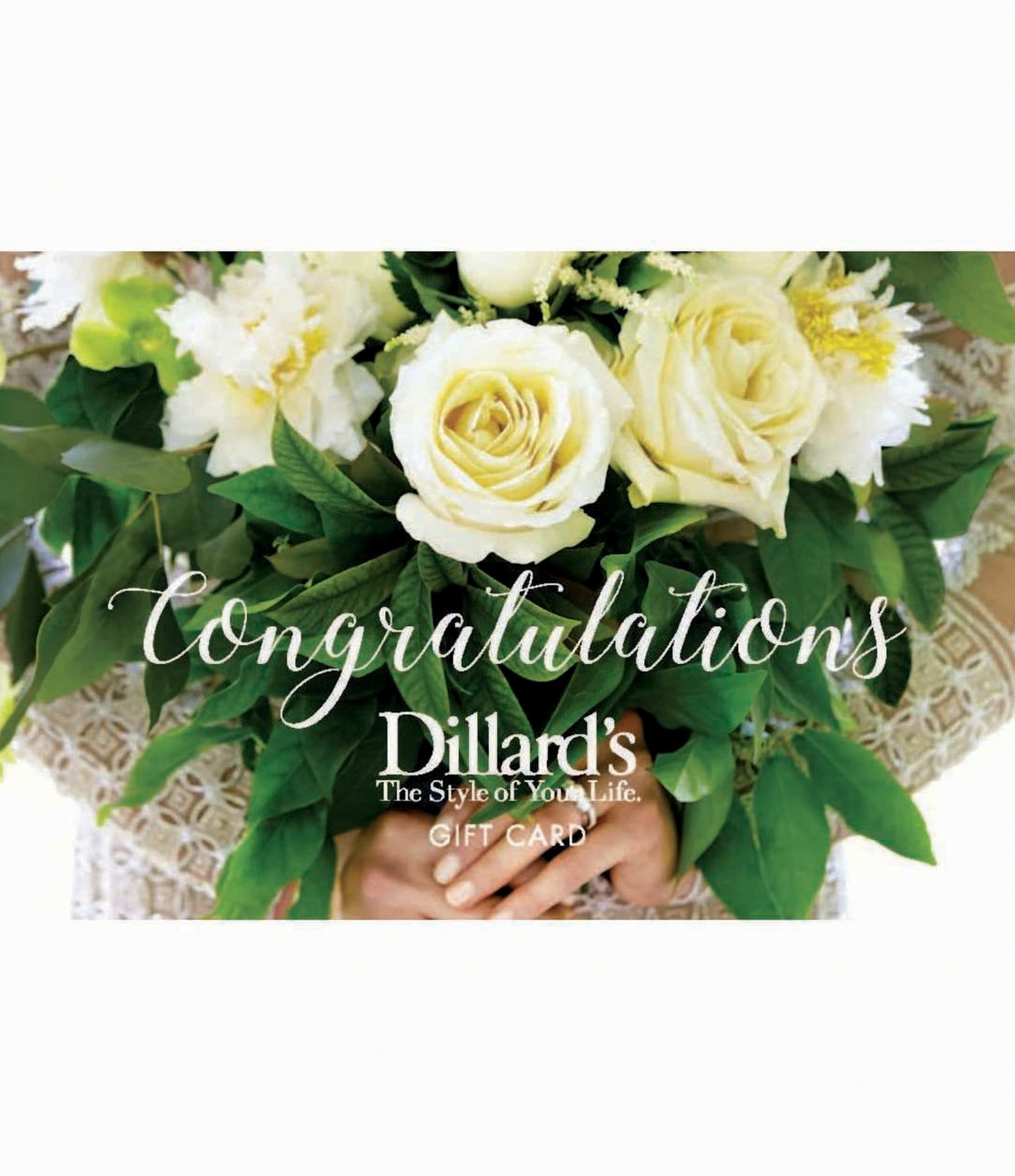 Dillards Wedding Gifts: Wedding Gift Card