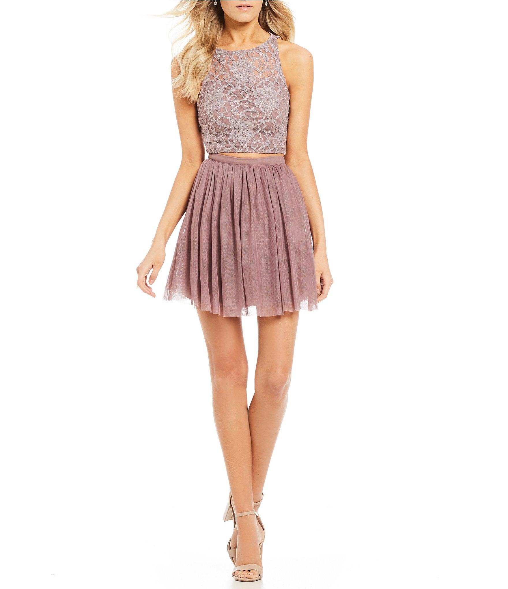 2 piece dress: Juniors\' Dresses | Dillards.com