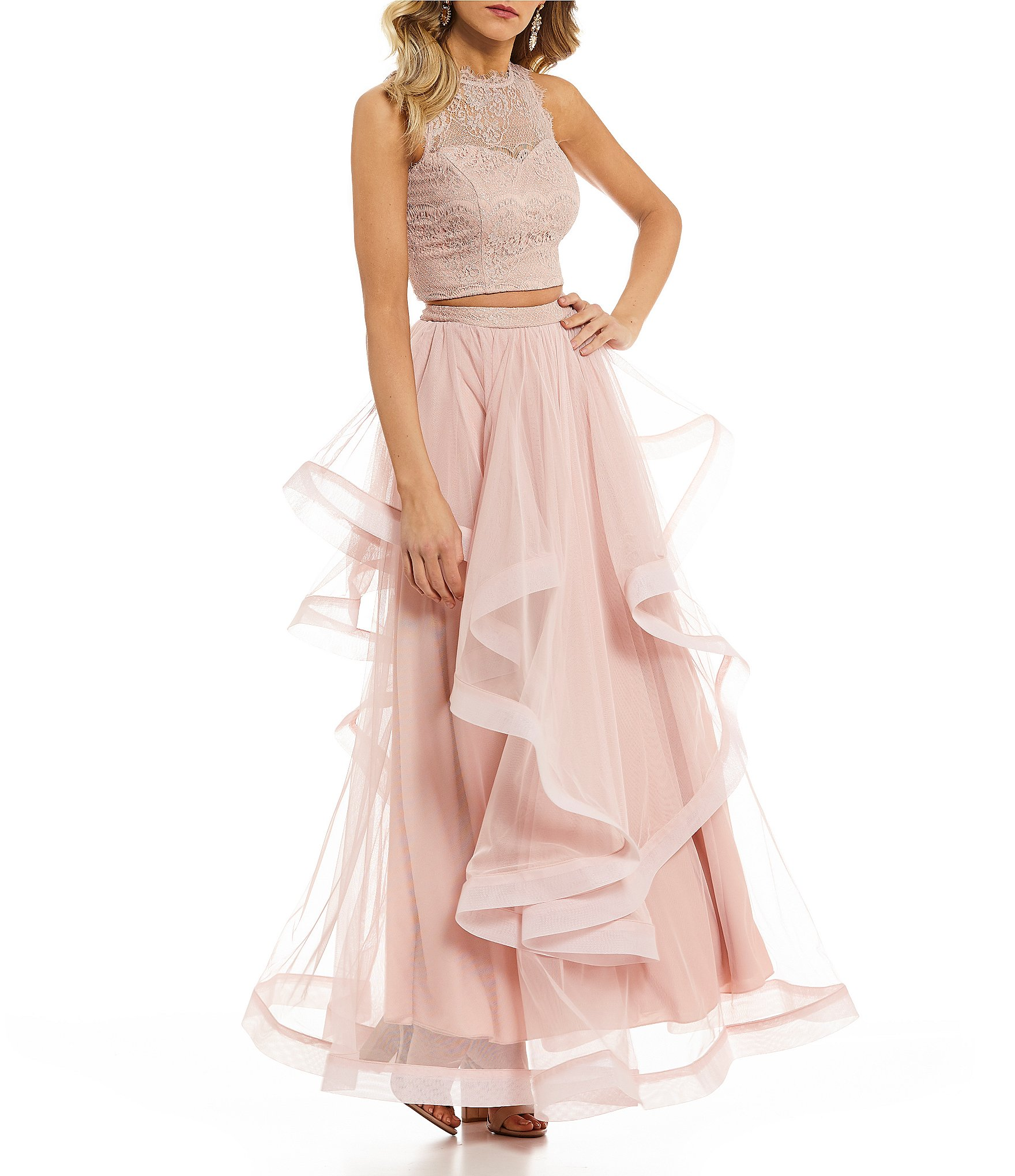 Juniors\' Long Prom & Formal Dresses | Dillards