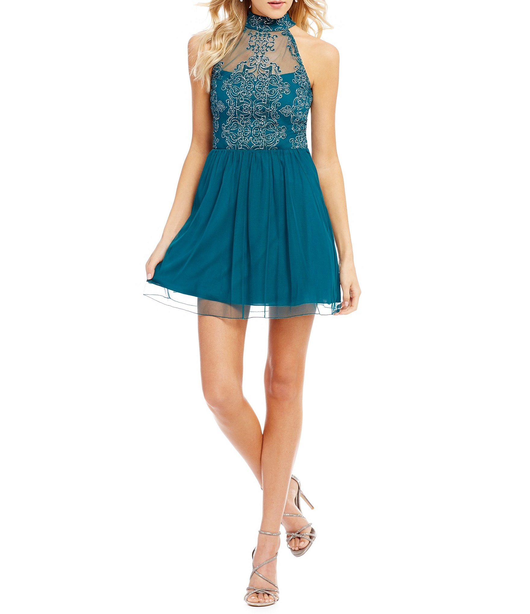 Magnificent Junior Party Dresses Dillards Gift - All Wedding Dresses ...