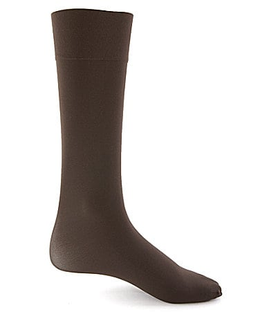 Hue Soft Opaque Knee Highs