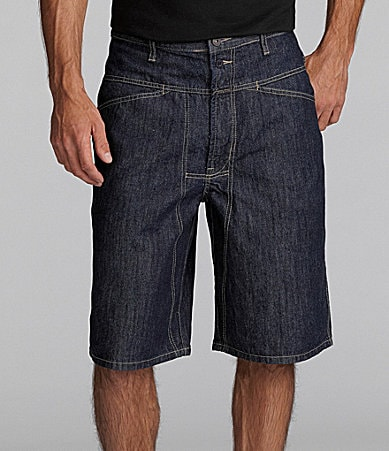 Girbaud Brand-X Baggy-Fit Shorts