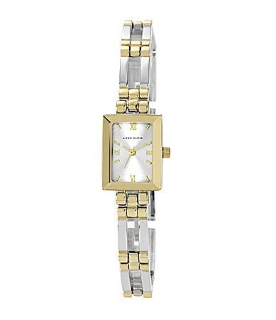 Anne Klein Two-Tone Watch