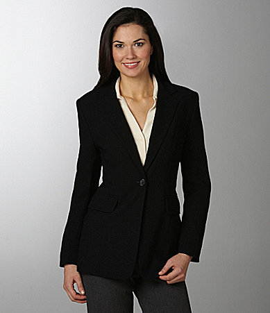 Peter Nygard Single-Breasted Jacket