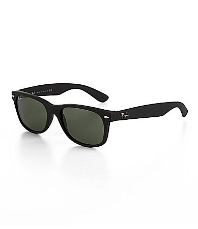 Ray-Ban New Wayfarer Plastic Sunglasses