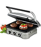 Cuisinart Stainless Steel Griddler