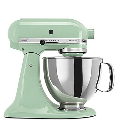 KitchenAid Artisan Pistachio 5-Quart Tilt-Head Stand Mixer