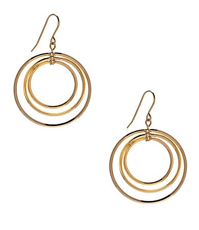 Lauren Ralph Lauren Small Orbital Earrings