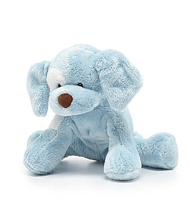 Baby Gund Blue Barking