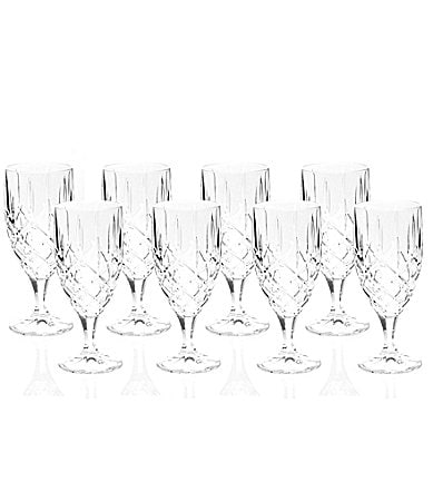Gorham Lady Anne Signature Iced Beverage Glass Set