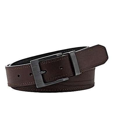 Roundtree & Yorke Reversible Leather Belt