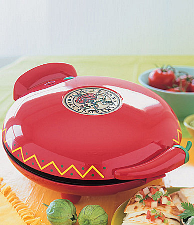 El Paso Chile Company Quesadilla Maker