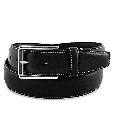 Daniel Cremieux Signature Collection Leather Dress Belt
