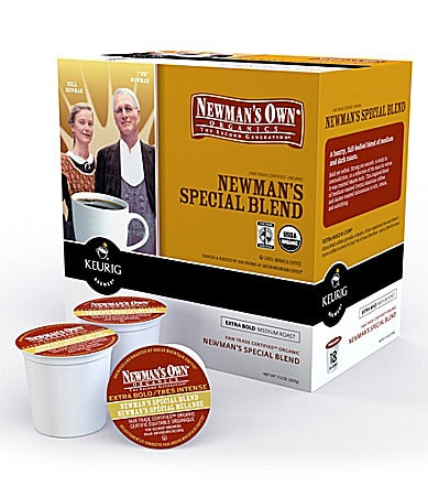 Newman�s Own Organic Special Blend Extra Bold Coffee K-Cups