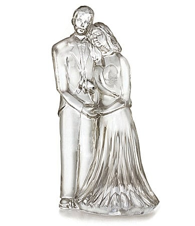 Waterford Wedding Heirloom Bride & Groom Sculpture