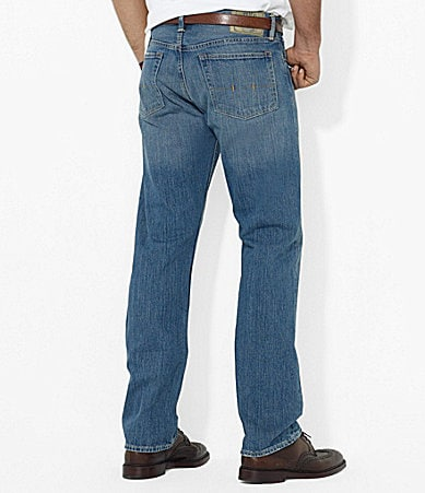 Polo Ralph Lauren Harrison Classic-Fit Jeans