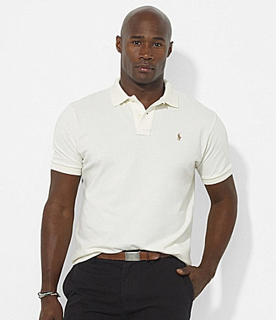 Polo Ralph Lauren Big & Tall Classic-Fit Polo Shirt