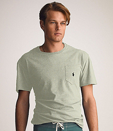 Polo Ralph Lauren Classic-Fit Pocket Tee