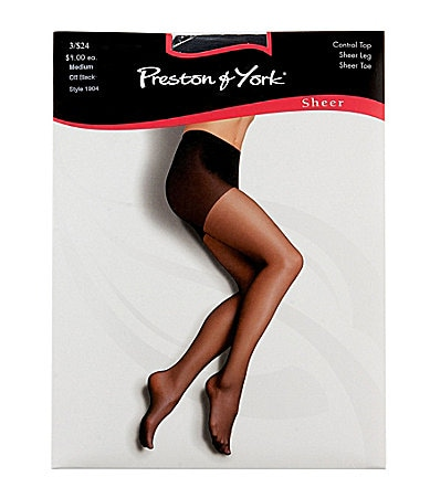 Preston & York Sheer Hosiery