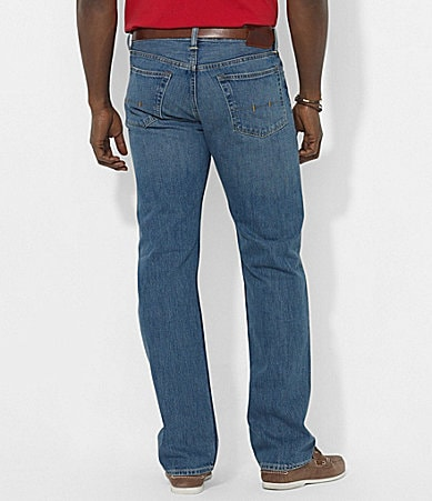 Polo Ralph Lauren Big & Tall Harrison Jeans