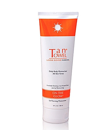 TanTowel On The Glow Self-Tanning Moisturizer