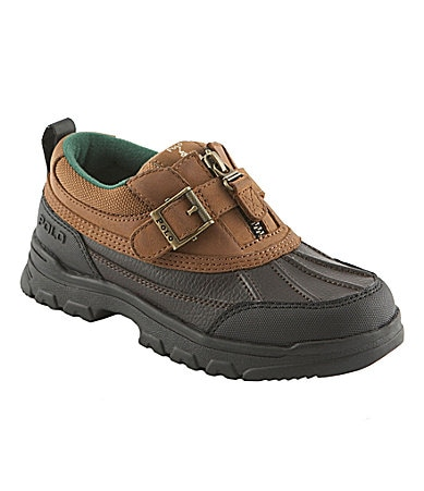 Polo Ralph Lauren Boys' Orion Zip Shoes