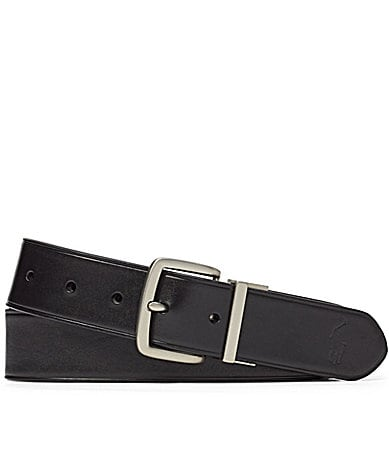 Polo Ralph Lauren Black/Brown Reversible Belt