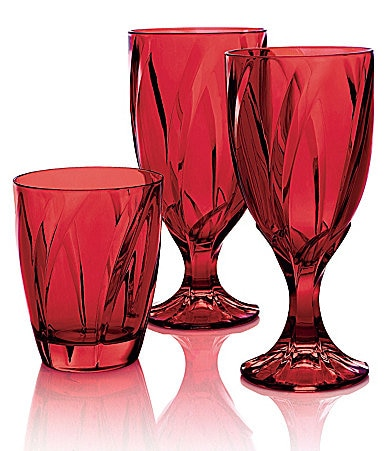 Noritake Breeze Red Drinkware